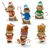 Alvin and The Chipmunks Multicolored Ornament