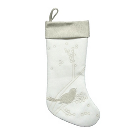 allen + roth 21-in Christmas Stocking