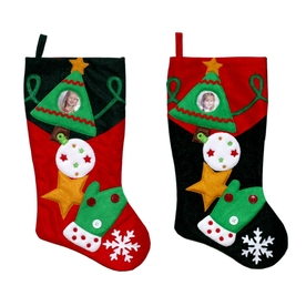 Holiday Living 20-in Christmas Stocking