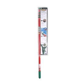 ST. NICK'S CHOICE 11-ft Decorative Gutter-Shingle Pole Kit