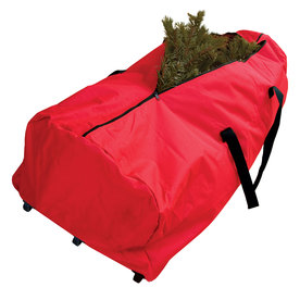 ST. NICK'S CHOICE 9-ft Artificial Tree Storage Bag with Wheels