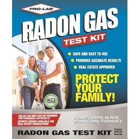PRO-LAB Radon Gas Test Kit