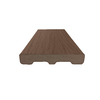 Style Selections Beechwood Brown Ultra-Low Maintenance (Ulm) Composite Decking (Common: 5/4-in x 5.5-in x 8-ft; Actual: 7/8-in x 5.25-in x 96-in)