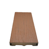 Style Selections Beechwood Brown Ultra-Low Maintenance (Ulm) Composite Decking (Common: 5/4-in x 5.5-in x 16-ft; Actual: 7/8-in x 5.25-in x 16-ft)