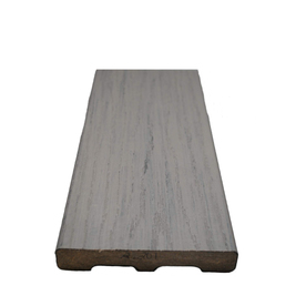 Style Selections 5/4 x 6 x 16 Fieldstone Grey Ultra-Low Maintenance Composite Decking