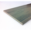 Style Selections 1/2 x 12 x 8 Fieldstone Grey Composite Deck Trim Board