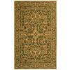 Safavieh Chelsea 6-ft x 9-ft Rectangular Green Transitional Area Rug