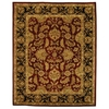 Safavieh Heritage Red and Black Rectangular Indoor Tufted Area Rug (Common: 10 x 14; Actual: 114-in W x 162-in L x 0.83-ft Dia)