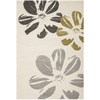 Safavieh Porcello 6-ft 7-in x 9-ft 6-in Rectangular Beige Floral Area Rug