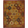 Safavieh Heritage 7-ft 6-in x 9-ft 6-in Rectangular Multicolor Transitional Area Rug