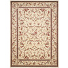 Safavieh Lyndhurst Rectangular Cream Transitional Woven Area Rug (Common: 8-ft x 10-ft; Actual: 8-ft x 11-ft)