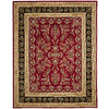 Safavieh Lyndhurst 5-ft 3-in x 7-ft 6-in Rectangular Red Floral Area Rug