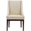 Safavieh Mercer Cream Accent Chair