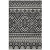 Safavieh Adirondack Rectangular Gray Transitional Woven Area Rug (Common: 8-ft x 10-ft; Actual: 8-ft x 10-ft)