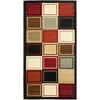 Safavieh Porcello 31-in x 60-in Rectangular Multicolor Geometric Accent Rug