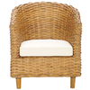 Safavieh Fox Honey Accent Chair
