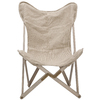 Safavieh Mercer Beige Dining Chair