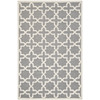 Safavieh Cambridge 36-in x 60-in Rectangular Gray Transitional Accent Rug