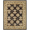 Safavieh Heritage 4-ft x 6-ft Rectangular Black Transitional Area Rug
