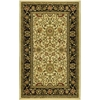 Safavieh Lyndhurst 39-in x 63-in Rectangular Beige Transitional Accent Rug