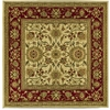 Safavieh 6-ft x 6-ft Ivory Kashan Area Rug