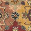 Safavieh Heritage Red and Multicolor Rectangular Indoor Tufted Area Rug (Common: 5 x 8; Actual: 60-in W x 96-in L x 0.58-ft Dia)