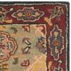 Safavieh Heritage Red and Multicolor Rectangular Indoor Tufted Area Rug (Common: 8 x 10; Actual: 90-in W x 114-in L x 0.67-ft Dia)