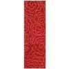 Safavieh Soho 2-ft 6-in W x 8-ft L Red Runner