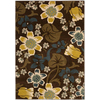 Safavieh Newberry 8-ft x 10-ft Rectangular Tan Transitional Area Rug
