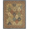 Safavieh Heritage 8-ft 8-in x 13-ft 6-in Rectangular Multicolor Transitional Area Rug