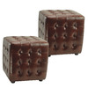 Safavieh Hudson Collection Cordovan Square Ottoman