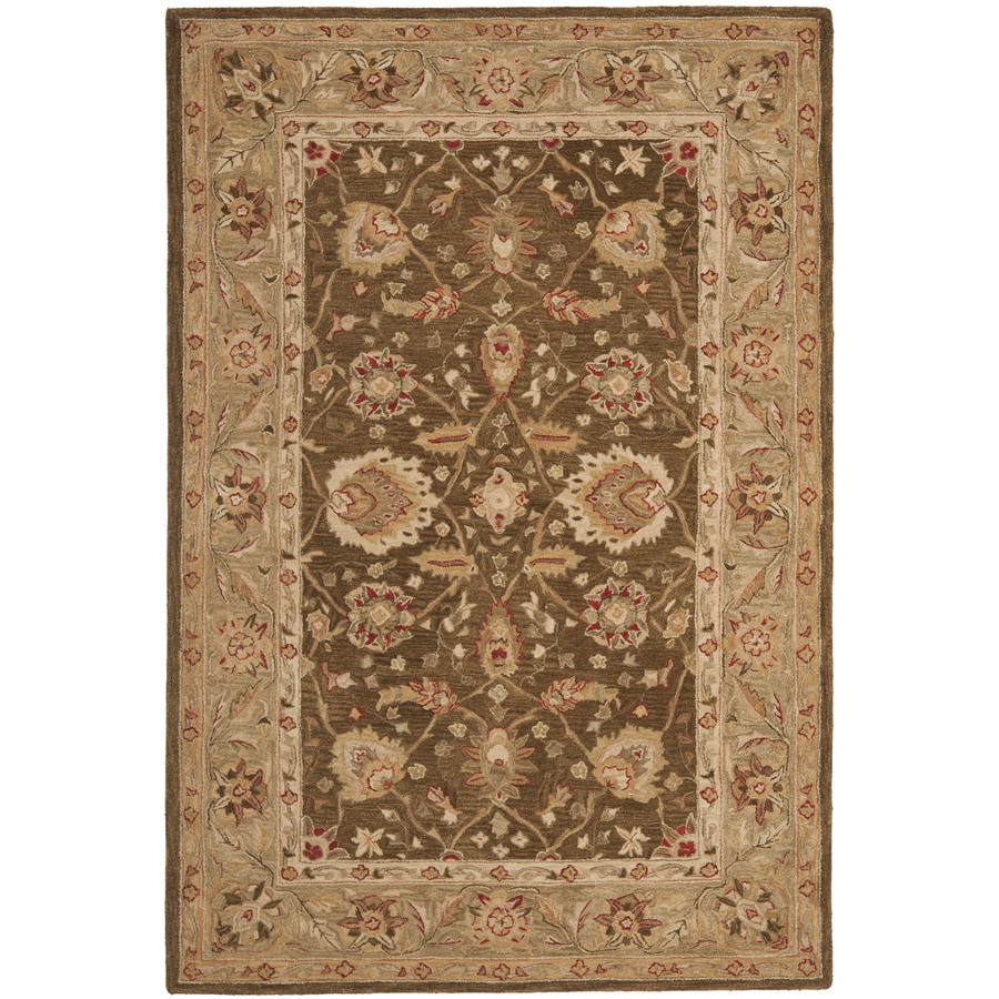 Lowes Area Rugs Clearance Shop Safavieh Anatolia