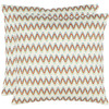 Safavieh 2-Piece 18-in W x 18-in L Multicolor Square Accent Pillow