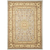 Safavieh Lyndhurst 8-ft 11-in x 12-ft Rectangular Gray Floral Area Rug