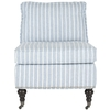 Safavieh Mercer Blue Club Chair