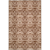 Safavieh Metropolis 7-ft 11-in x 5-ft 3-in Rectangular Cream Geometric Area Rug