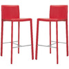 Safavieh Fox Red 30-in Bar Stool