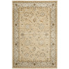 Safavieh Florenteen Ivory and Grey Rectangular Indoor Machine-Made Area Rug (Common: 5 x 8; Actual: 61-in W x 91-in L x 0.5-ft Dia)