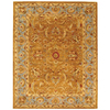 Safavieh Heritage 12-ft x 18-ft Rectangular Tan Transitional Area Rug