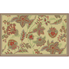 Safavieh Blossom 5-ft x 7-ft Rectangular Red Floral Area Rug