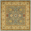 Safavieh Anatolia 6-ft x 6-ft Square Blue Transitional Area Rug