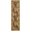 Safavieh Lyndhurst 2-ft 3-in W x 12-ft L Multicolor Runner