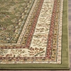 Safavieh Lyndhurst Sage and Ivory Square Indoor Machine-Made Area Rug (Common: 8 x 8; Actual: 96-in W x 96-in L x 0.5-ft Dia)