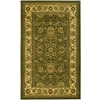 Safavieh Lyndhurst 2-ft 3-in W x 6-ft L Green Runner