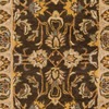 Safavieh Heritage Multicolor and Ivory Rectangular Indoor Tufted Area Rug (Common: 8 x 11; Actual: 99-in W x 132-in L x 0.67-ft Dia)