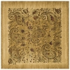 Safavieh 8-ft x 8-ft Beige Paisley Area Rug