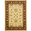 Safavieh 9-ft x 12-ft Ivory Kashan Area Rug
