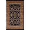 Safavieh Lyndhurst 4-ft x 6-ft Rectangular Black Transitional Area Rug