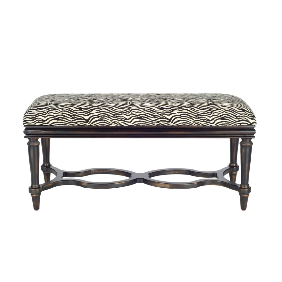 Shop Safavieh American Home Black Indoor Accent Bench At