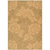 Safavieh 6-ft x 9-ft Rectangular Gold Area Rug